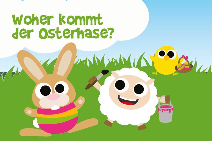 Woher Kommt Der Osterhase
